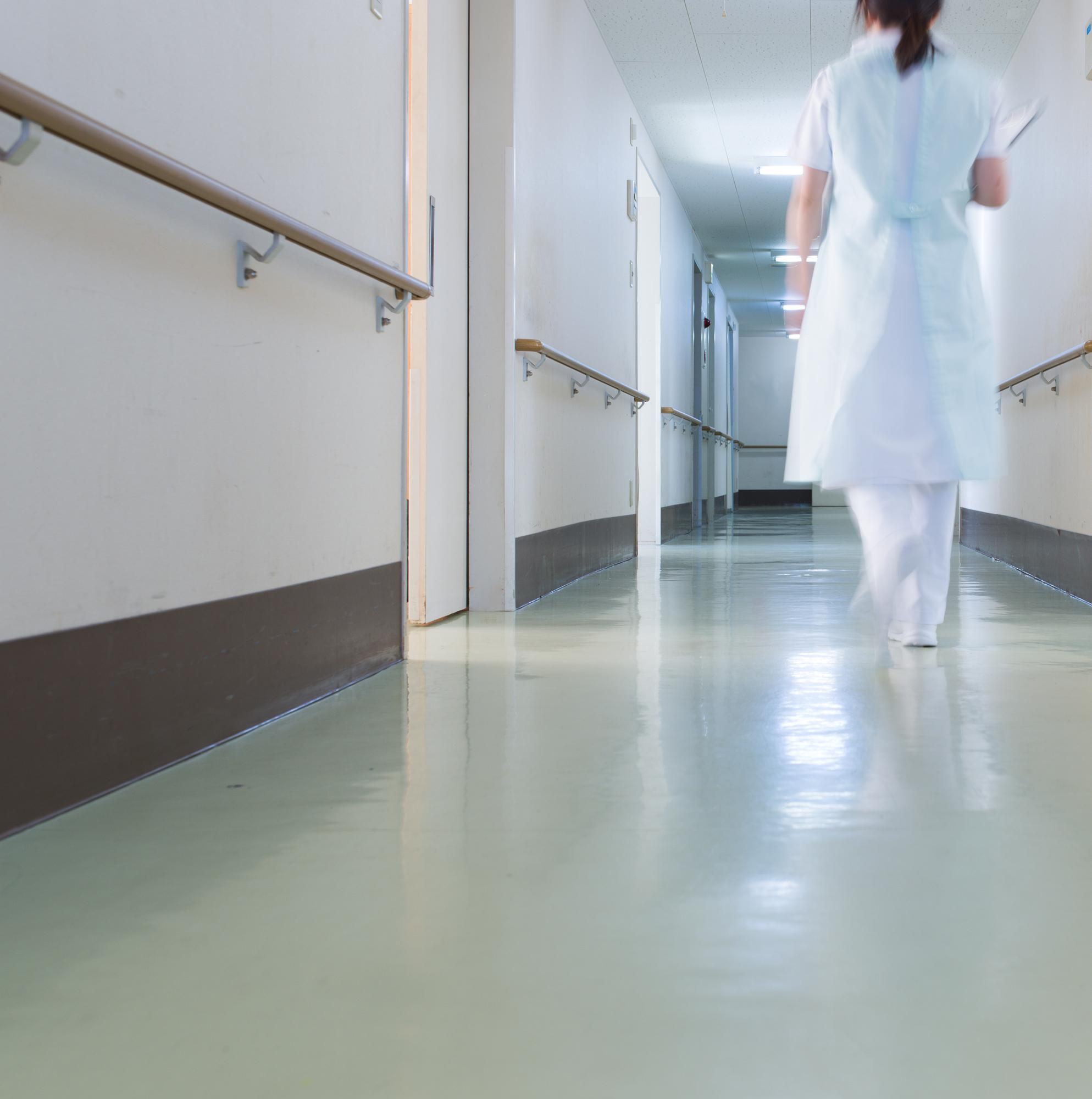 楽な看護師夜勤バイト